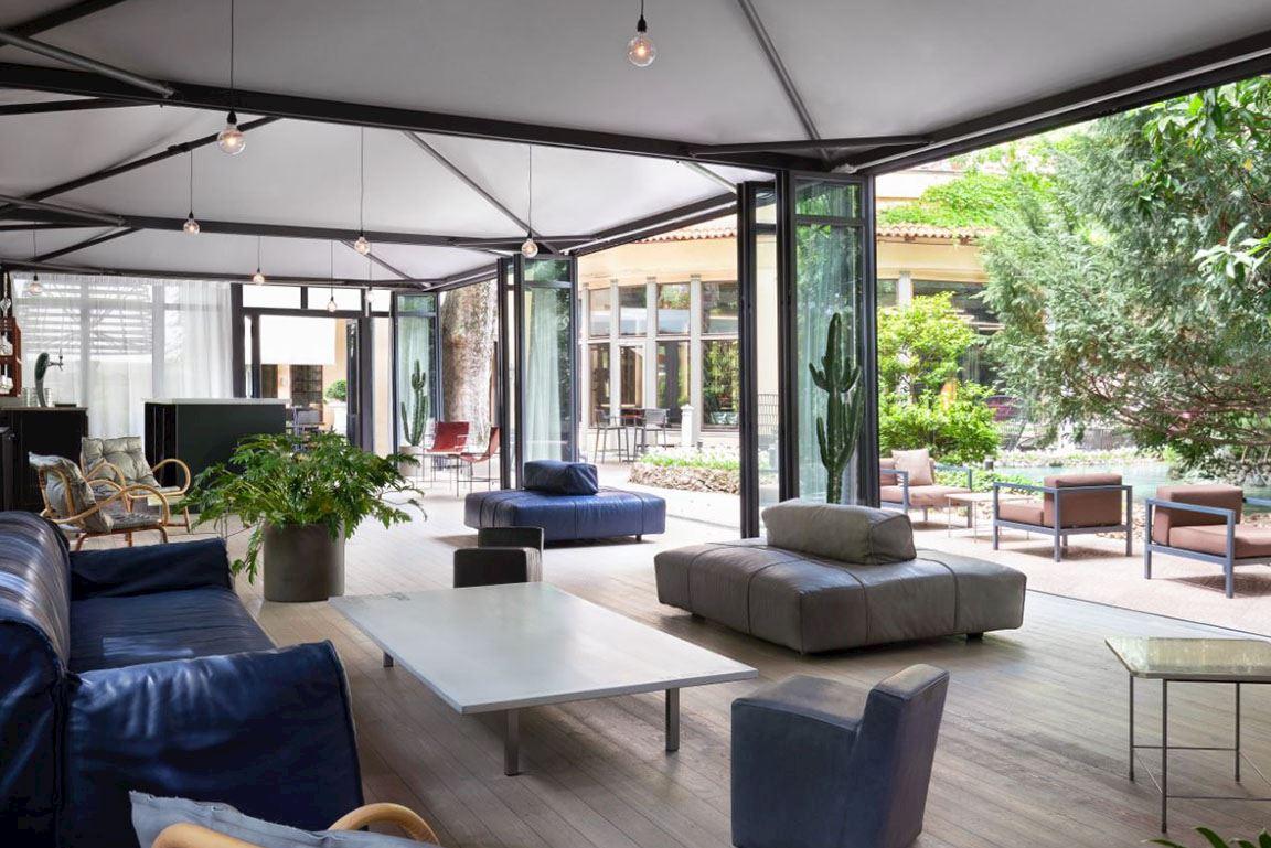 Diana Gazebo Lounge